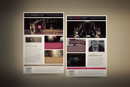 Diageo Italia Newsletters